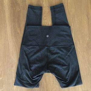 Lululemon High Waisted Cotton Leggings